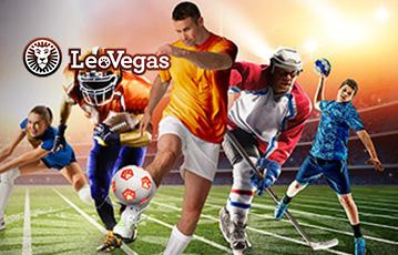 LeoVegas sport offer