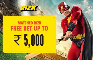 Rizk Sports Bonus