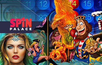 Spin Palace casino slots