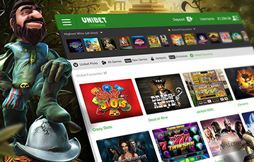 Unibet Casino Games