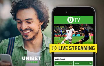 Unibet Sport Live