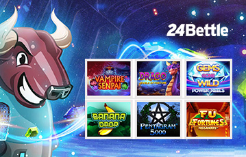 24Bettle casino games