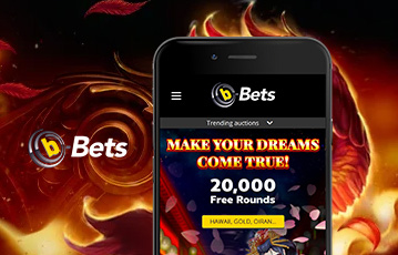 b-bets casino mobile