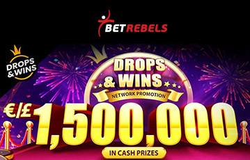 betrebels casino drops