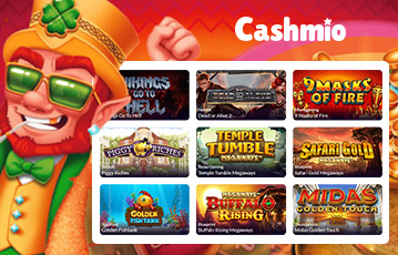cashmio casino slots