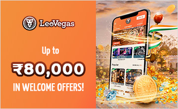 Leo Vegas - Claim Your Bonus Now!