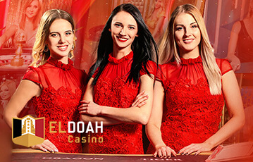 Eldoah casino Live Casino Games