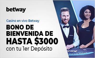 Betway - ¡Inscríbete y recibe un bono!