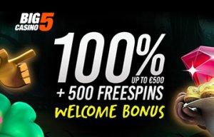 Big5 bono casino online