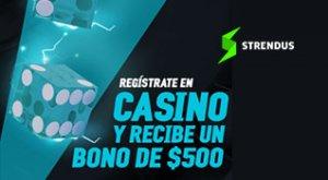 strendus bonos casino
