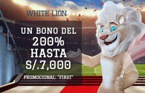 bono de apuesta white lion