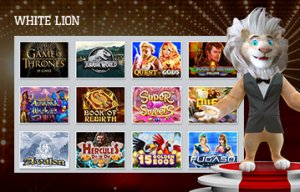 juegos de casino white lion