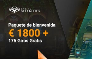 Superlines bono casino online