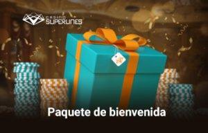 Superlines casino promoción