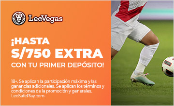 Leo Vegas - ¡Inscríbete y recibe un bono!