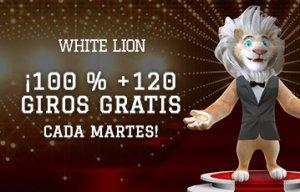 white lion bonos de apuesta
