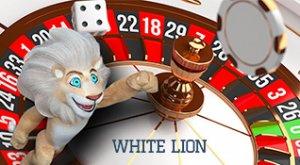 white lion juegos de casino