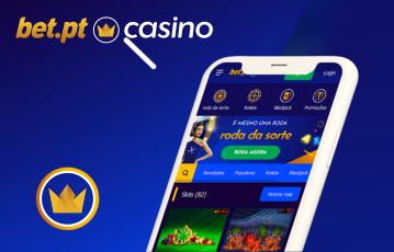Bet.pt Casino Usabilidade