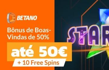 Betano Casino Bónus