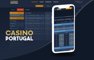 Casino Portugal Sports Usabilidade