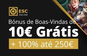 ESC Online Casino Bónus