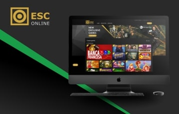 ESC Online Casino Usabilidade