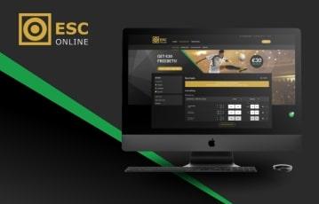 ESC Online Sports Usabilidade