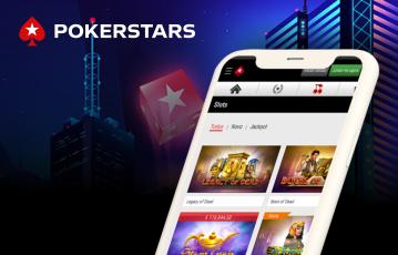 Pokerstars Casino Usabilidade