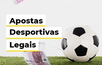 Apostas Desportivas Legais Bola Futebol
