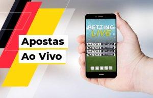 Apostas ao Vivo Online em Portugal