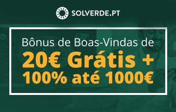 Solverde Casino Bónus
