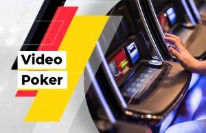 Casinos Online com Vídeo Poker Online em Portugal