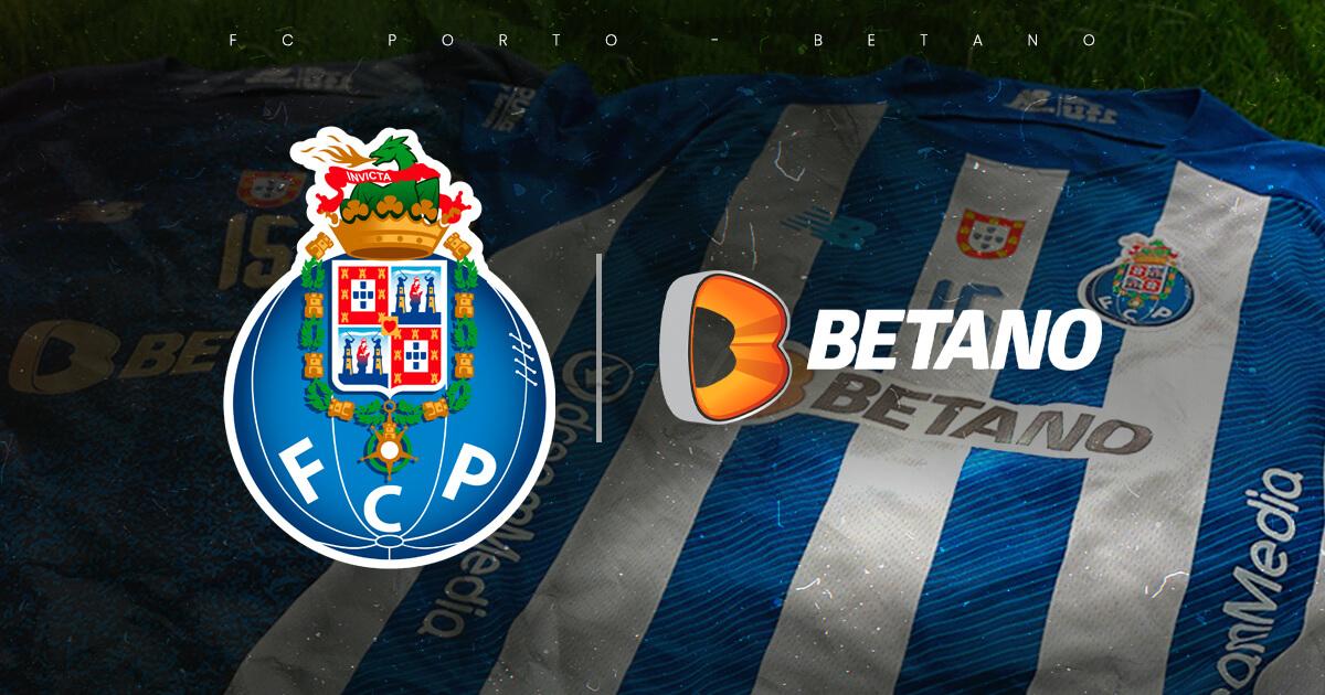 Betano Patrocina FC Porto