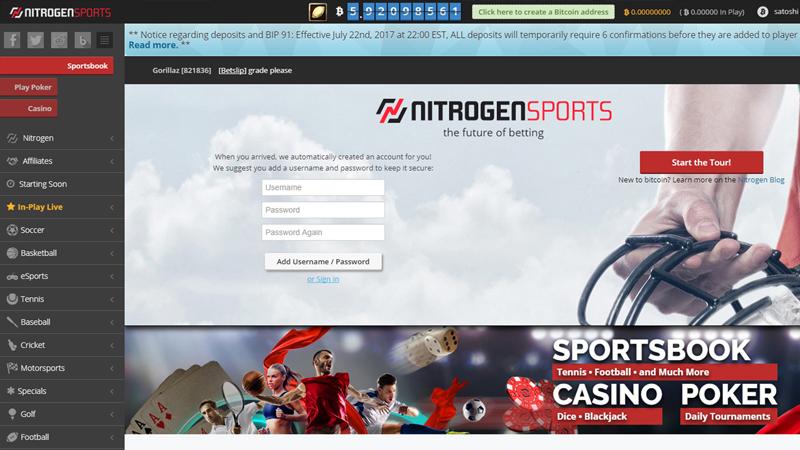 NitrogenSports review