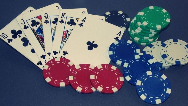 Игра в покер онлайн