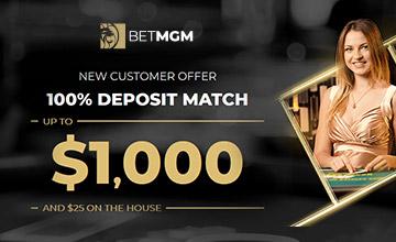 betmgm - Get your Free Bonus now!