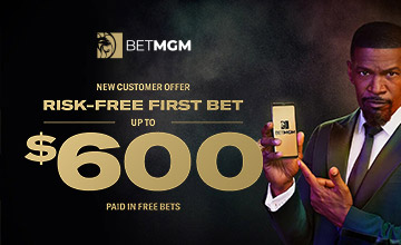 BetMGM - Get your Free Bet now!