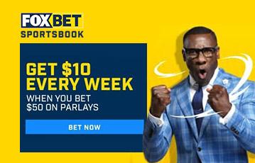 FoxBet free bet bonus