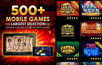 Golden Nugget Casino Mobile