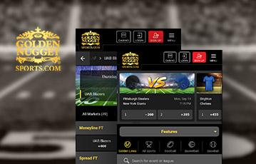 Golden Nugget Sport Live US