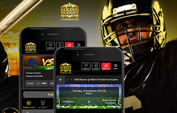 Golden Nugget Sport Mobile