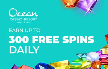 Ocean Resort Casino Free Spins US