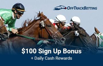Off Track Betting Sport Bonus