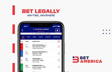betamerica horse racing mobile