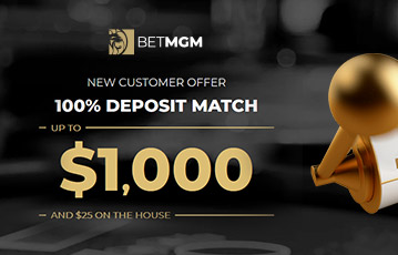 betMGM casino bonus