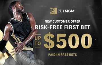 betMGM sport bonus