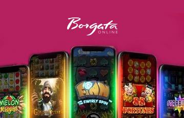 Borgata casino mobile
