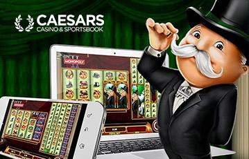 Caesars mobile casino