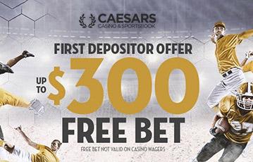 Caesars sports bonus us