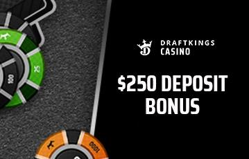DraftKings casino bonus